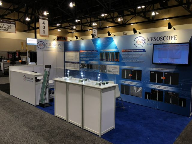 2018 ISTFA Exhibition in Phoenix, USA (Booth 528)