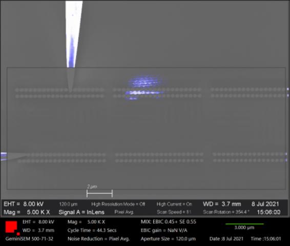 MESOSCOPE provide Direct Short defeat solution by Nano Probing